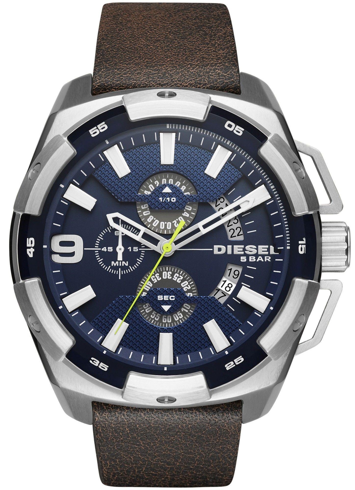 9a7bc202c9 Luxusní pánské hodinky Diesel DZ4418