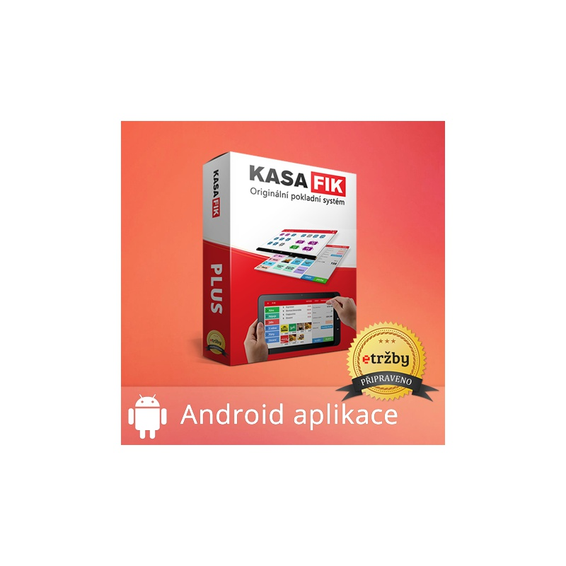KASA FIK PLUS - upgrade z KLASIK na PLUS